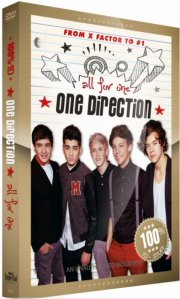 one direction - all for one - DVD