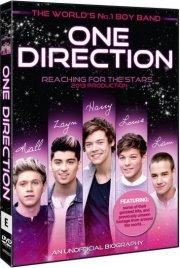 one direction - reaching for the stars - DVD