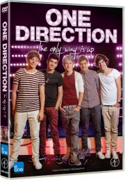 one direction - the only way is up - DVD