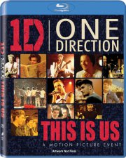 one direction: this is us - Blu-Ray