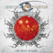 secret sphere - one night in tokyo - cd