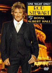 one night only! rod stewart live at royal albert hall - DVD
