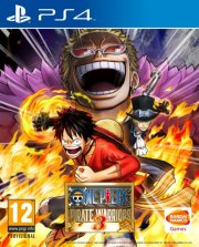 one piece: pirate warriors 3 - PS4