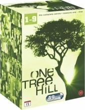 one tree hill - sæson 1-9 - dvd - DVD