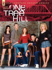 one tree hill - sæson 2 - DVD