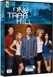 one tree hill - sæson 3 - DVD