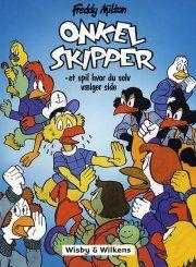 onkel skipper - Tegneserie