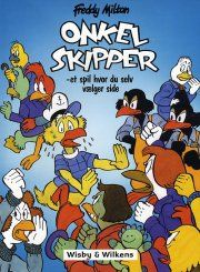 onkel skipper - bog