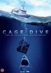 open water 3 - cage dive - DVD
