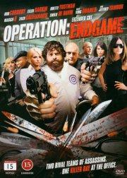 operation - endgame - DVD