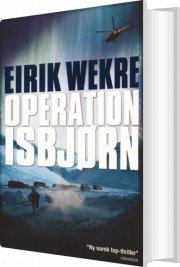 operation isbjørn - bog