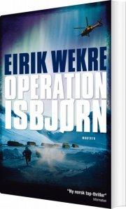 operation isbjørn - bog