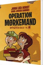 operation mørkemand - bog