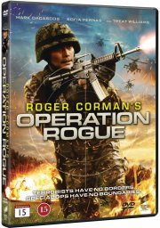 operation rogue - roger corman - DVD