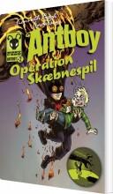 operation skæbnespil. antboy 2 - bog
