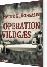 operation vildgæs - bog