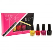 opi let's get wicked neglelak - 4x 3,5 ml - Makeup