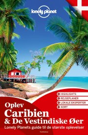 oplev caribien & de vestindiske øer  - Lonely Planet