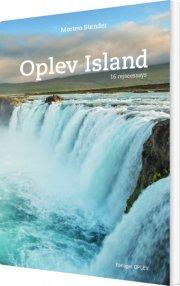 oplev island - bog