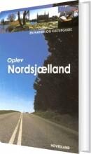 oplev nordsjælland - bog
