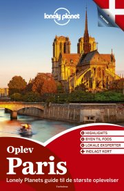 oplev paris  - Lonely Planet