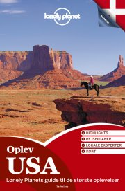 oplev usa  - Lonely Planet