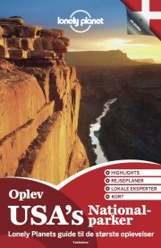 oplev usa's nationalparker  - Lonely Planet
