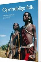 oprindelige folk - bog