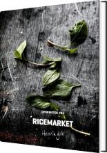 opskrifter fra ricemarket by henrik yde - bog