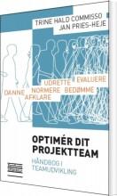 optimér dit projektteam - bog