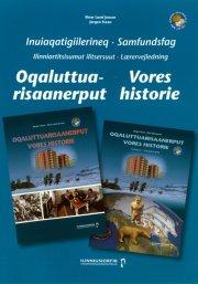 vores historie - lærervejledning - bog