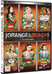 orange is the new black - sæson 3 - DVD