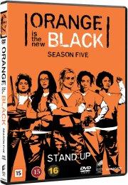 orange is the new black - sæson 5 - DVD