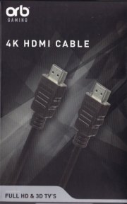 high speed hdmi 2.0 kabel 2.0 til 4k video af orb - Konsoller Og Tilbehør