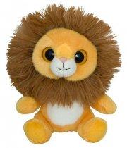 løve bamse - 17 cm - orbys - Bamser