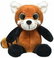 rød panda bamse - 30 cm - orbys - Bamser