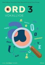 ord 3. vokallyde - bog