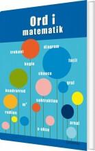 ord i matematik - bog