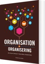 organisation og organisering - bog