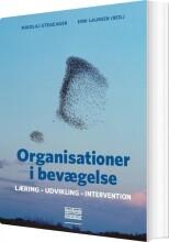organisationer i bevægelse - bog