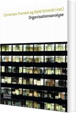 organisationsanalyse - bog