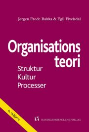 organisationsteori - bog