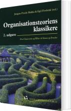 organisationsteoriens klassikere - bog