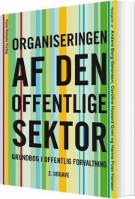 organiseringen af den offentlige sektor - bog