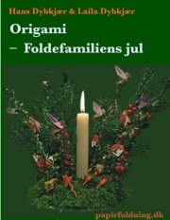 origami - foldefamiliens jul - bog