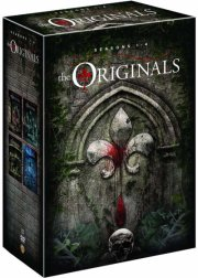 the originals - sæson 1-4 - DVD