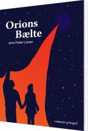 orions bælte - bog