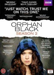 orphan black - sæson 2 - bbc - DVD