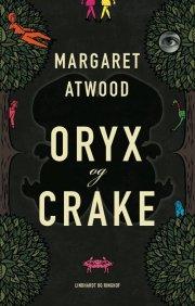 oryx og crake - bog