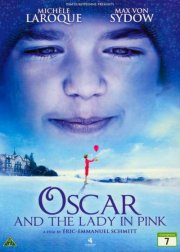 oscar and the lady in pink - DVD